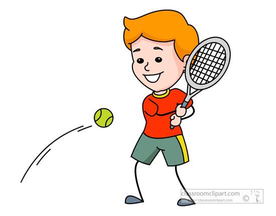 clipart sport tennis - photo #36