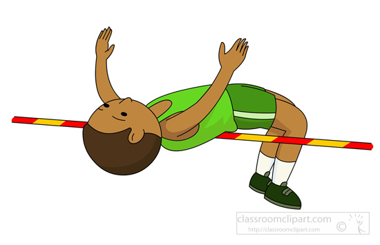 high jump clipart - photo #16