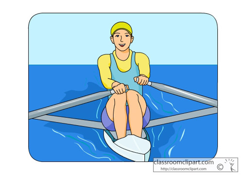 how to hold a skull oar in rowing
