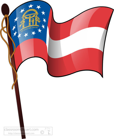 georgia-waving-state-flag-on-flag-pole-clipart.jpg