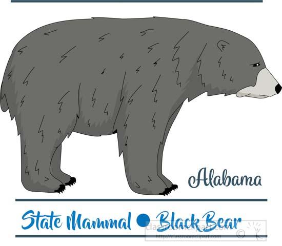 alabama-state-mammal-black-bear-clipart-image-453247.jpg