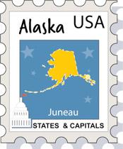 fifty states alaska clipart illustrations alaska graphics rh classroomclipart com alaska cruise clipart alaska clipart black and white
