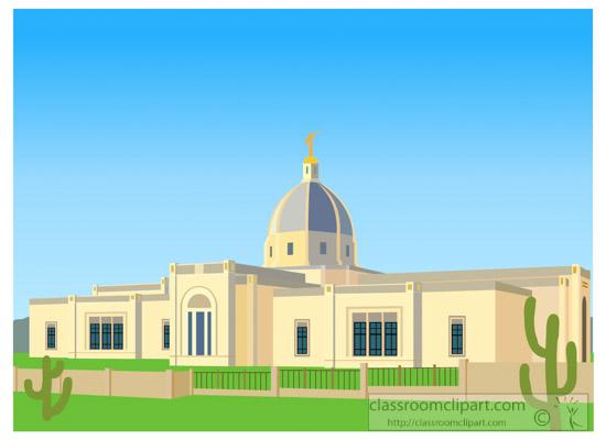mormon-temple-tucson-arizona-clipart.jpg