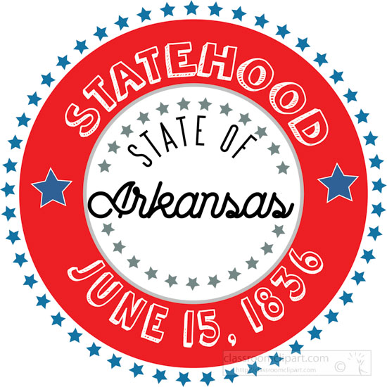 date-of-arkansas-statehood-1836-round-style-with-stars-clipart-image.jpg
