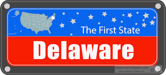 delaware-state-license-plate-with-nickname-clipart.jpg