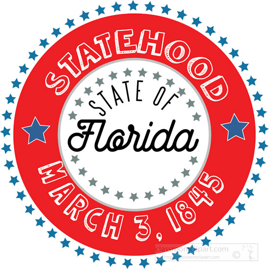 date-of-florida-statehood-1845-round-style-with-stars-clipart-image.jpg