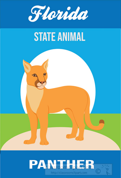 florida-state-animal-panther-vector-clipart-image.jpg