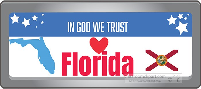 florida-state-license-plate-with-motto-clipart.jpg