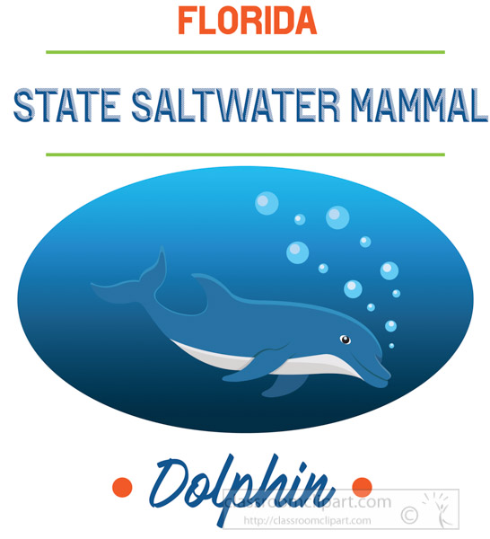 florida-state-saltwater-mammal-dolphin-vector-clipart-image.jpg