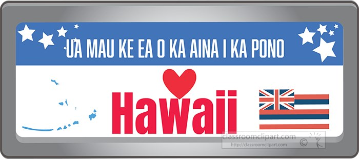 hawaii-state-license-plate-with-motto-clipart.jpg