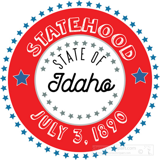 date-of-idaho-statehood-1890-round-style-with-stars-clipart-image.jpg