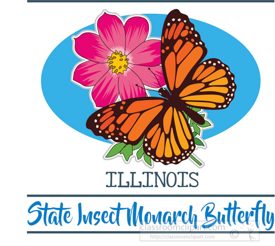 illinois-state-insect-the-monarch-butterfly-clipart-image.jpg