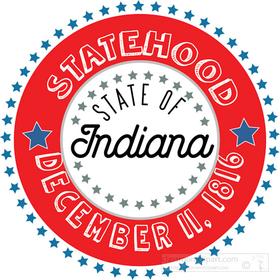date-of-indiana-statehood-1816-round-style-with-stars-clipart-image.jpg