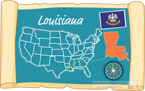scrolled-usa-map-showing-louisiana-state-map-flag-clipart.jpg