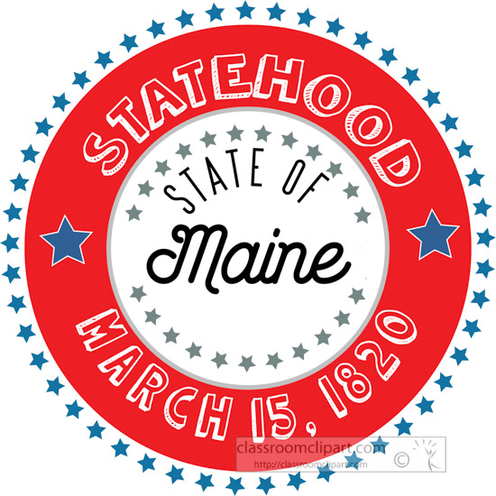date-of-maine-statehood-1820-round-style-with-stars-clipart-image.jpg