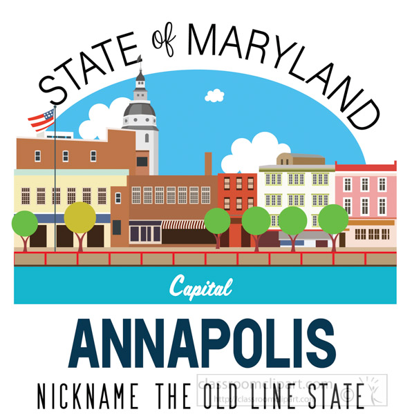 maryland-state-capitalannapolis-nickname-the-old-line-state-vector-clipart.jpg