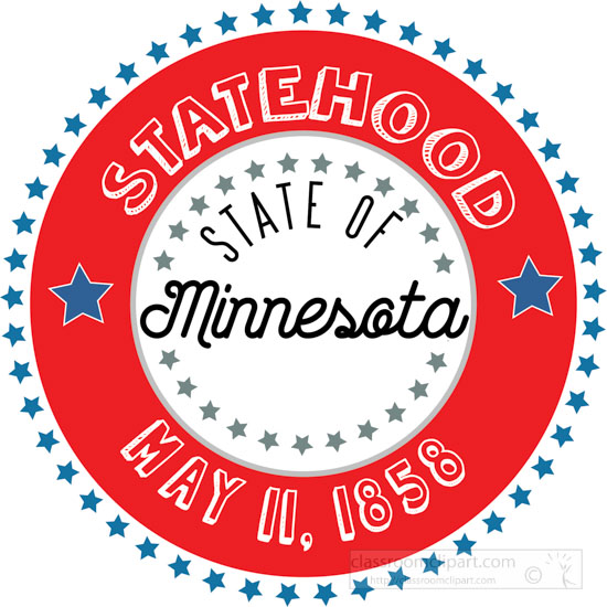 date-of-minnesota-statehood-1858-round-style-with-stars-clipart-image.jpg