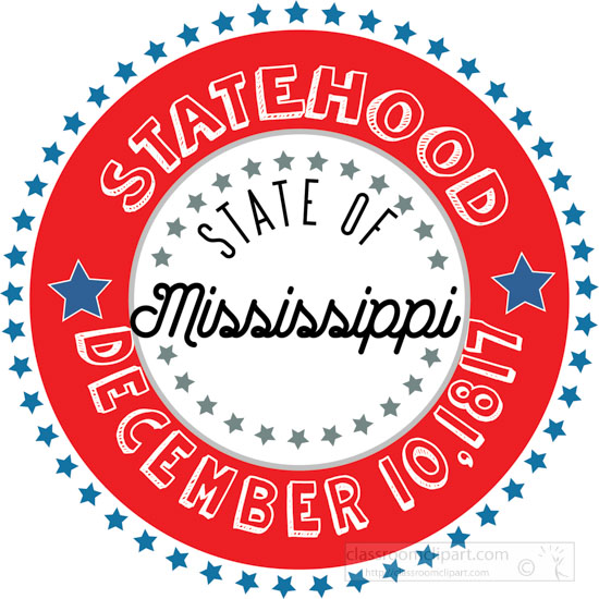 date-of-mississippi-statehood-1817-round-style-with-stars-clipart-image.jpg