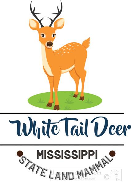 mississippi-state-land-animal-white-tail-deer-clipart.jpg