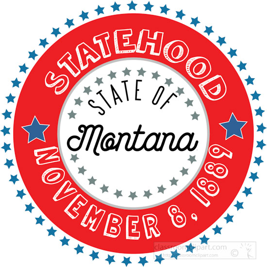 date-of-montana-statehood-1889-round-style-with-stars-clipart-image.jpg