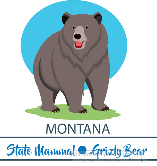 montana-state-mammal-grizzly-bear-clipart-image.jpg
