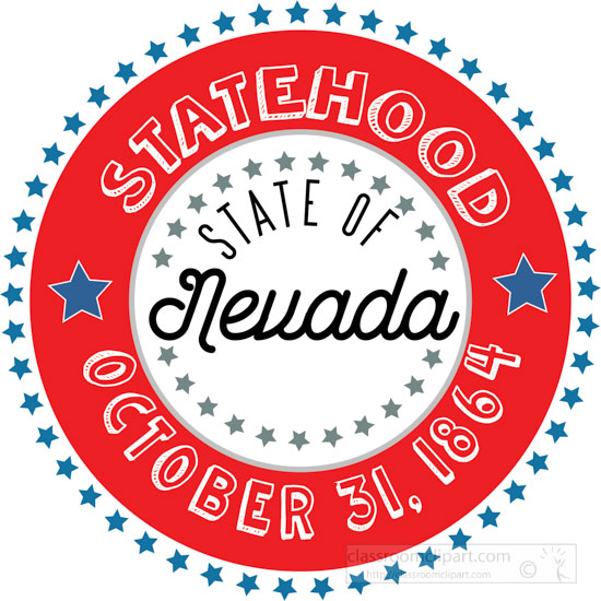 date-of-nevada-statehood-1864-round-style-with-stars-clipart-image.jpg