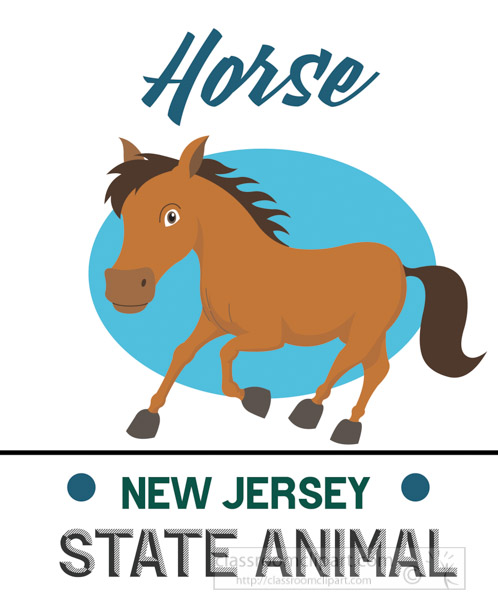 new-jersey-state-animal-the-horse-clipart.jpg