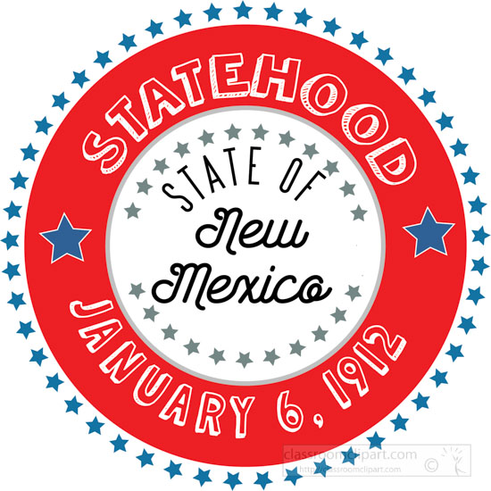 date-of-new-mexico-statehood-1912-round-style-with-stars-clipart-image.jpg