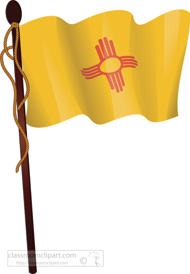 new-mexico-state-flag-on-a-flagpole.jpg