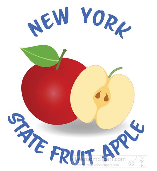 apple-state-fruit-new-york-clipart.jpg