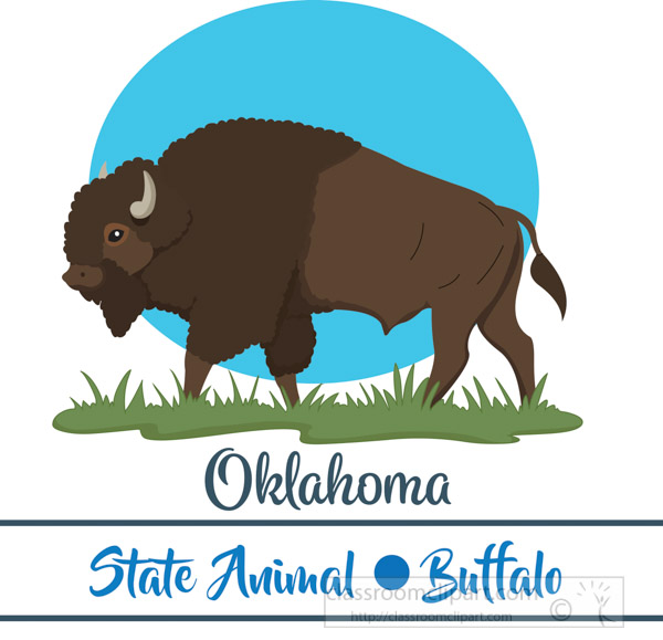 oklahoma-state-animal-buffalo-clipart-image.jpg