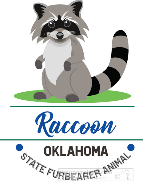 oklahoma-state-furbearer-animal-raccoon-vector-clipart.jpg