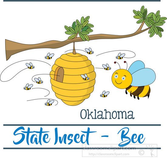 oklahoma-state-insect-the-honey-bee-clipart-image.jpg