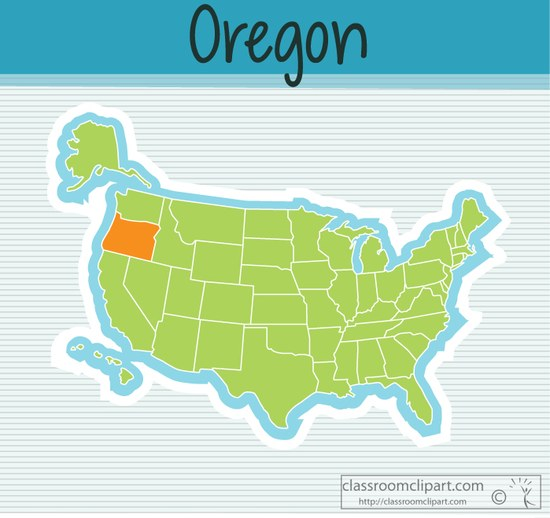 Where Is Oregon State Where Is Oregon Located In The US Map Map