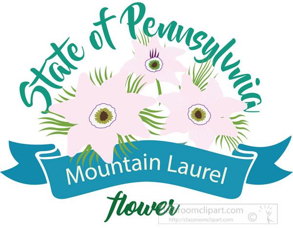 pennsylvania-state-flower-the-mountain-laurel-clipart-image.jpg