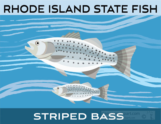 rhode-island-state-fish-striped-bass-clipart-image.jpg