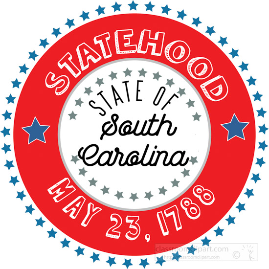 date-of-south-carolina-statehood-1788-round-style-with-stars-clipart-image.jpg