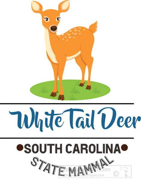 south-caroline-state-mammal-white-tail-deer-clipart-animal.jpg