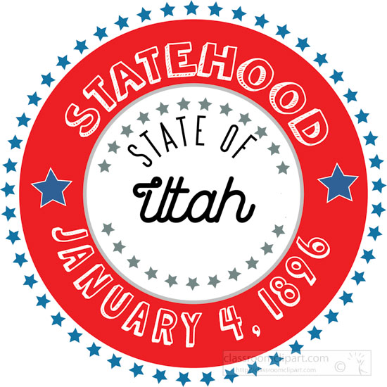 date-of-utah-statehood-1896-round-style-with-stars-clipart-image.jpg