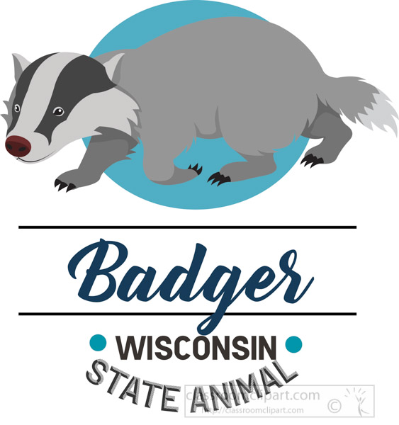 wisconsin-state-animal-badger-clipart.jpg