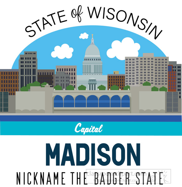 wisconsin-state-capital-madison-nickname-badger-state-vector-clipart.jpg