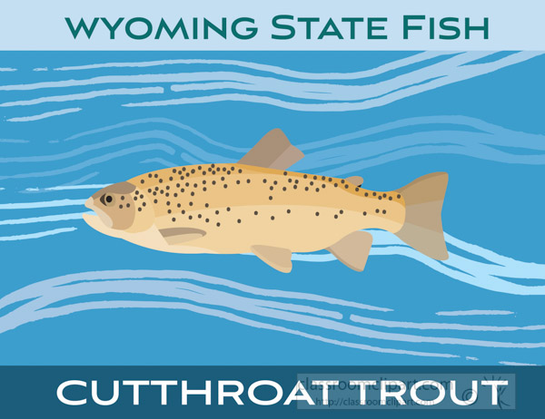 wyoming-state-fish-the-cutthroat-trout-clipart-image.jpg