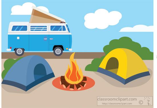 volkswagon-camper-van-at-campsite-clipart-6227.jpg