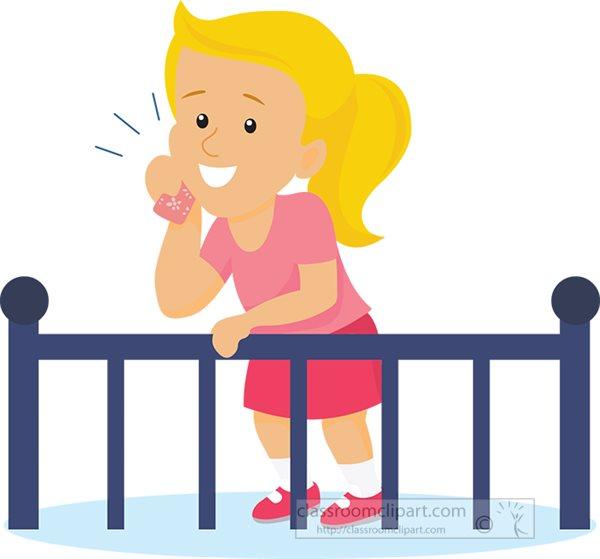 girl-talking-on-phone-leaning-on-railing-flat-clipart.jpg