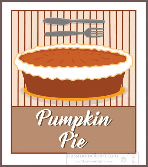 pumpkin-pie-with-fork-knife-poster.jpg
