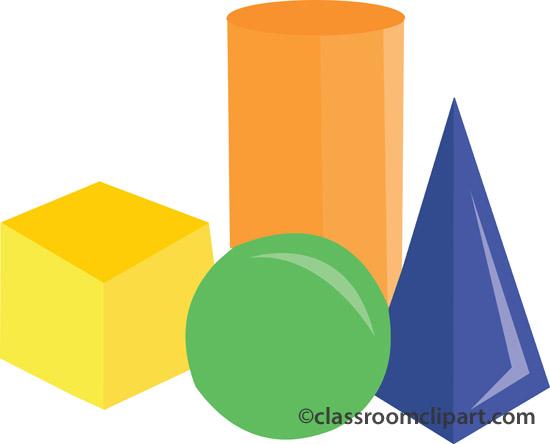 Wood Block Clip Art ~ Toys wooden blocks shapes ga classroom clipart