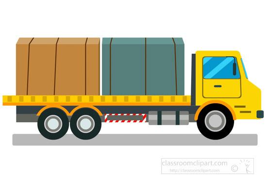 flat-bed-truck-transportation-machinary-clipart.jpg
