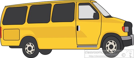 truck clipart yellow passenger van clip art 090991 classroom clipart rh classroomclipart com clip art vendors clip art van driver