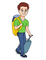 Free Travel Clipart - Clip Art Pictures - Graphics - Illustrations