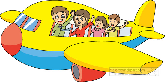 clipart of family vacation - photo #25